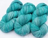 Merino LIght - Blue Topaz- Colour Adventures (fibers: superwash merino)