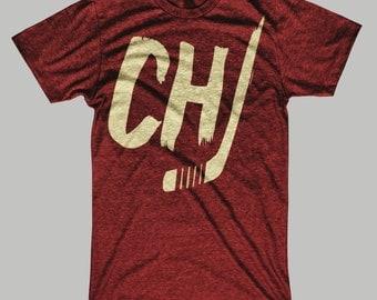 Chicago Blackhawks T-Shirt CHI Hockey Shirt