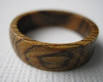 Bocote Rings