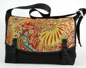 Medium CourierWare Messenger Bag, loaded