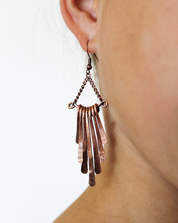 https://www.etsy.com/listing/184097791/copper-fringe-chandelier-earrings