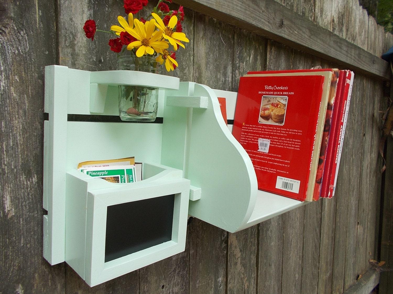 Kitchen OrganizerCook Book RackMailRecipe By