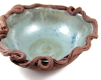 Handmade Birds Nest Bowl - Twisted Tree Series