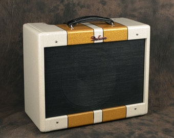 59 Tweed Deluxe 5e3 Handwired Amp Clone
