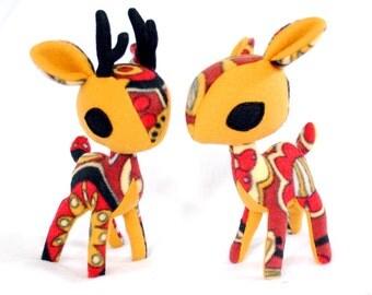 Spirit of Fire Deer Plush