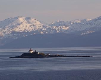 Alaska Lighthouse  (multiple sizes available)
