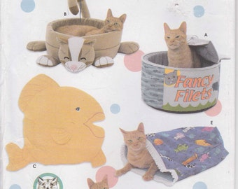 Animal Bean Bag Chair Pattern Uncut By Prettyfulpatterns On Etsy