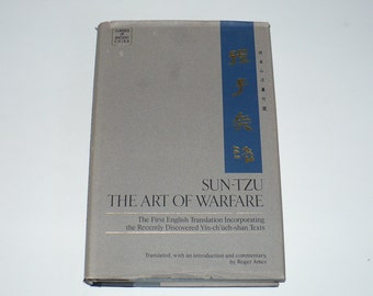 Vintage Book SUN-TZU The Art of Warfare 1993 1st English