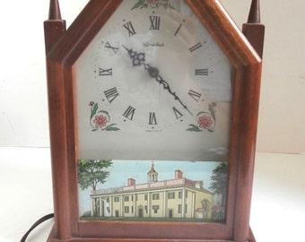 Connecticut General Bank Retirement Herschede Clock Circa 1960s