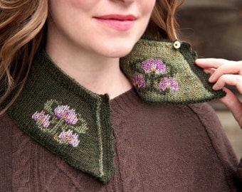 the changeling collar KNITTING PATTERN