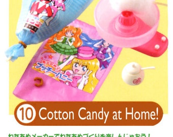 DIY Craft Rement Miniatures...Cotton Candy