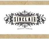 PreDesigned CUSTOM Logo Design SINCLAIR Logo