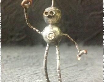 Robot sculpture RBSCULPT7