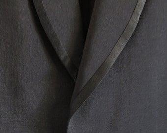 1965 MOD James Bond black Tuxedo Jacket by Witty Bros.