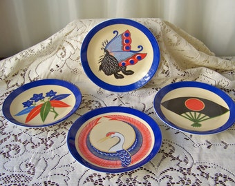 Popular items for hors doeuvre plate on etsy for Philippe deshoulieres canape plates