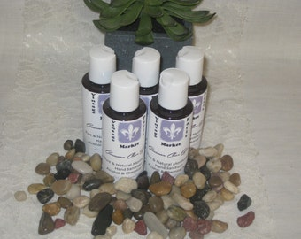 Pure & Natural Moisturizing Hand Sanitizer Alcohol and Chemical Free Thieves Blend