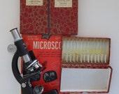 1950's microscope
