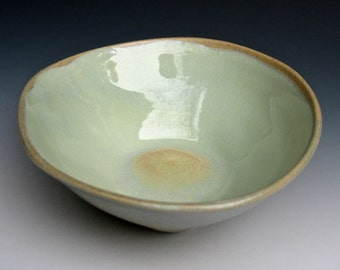 Asymmetrical Serving Bowl