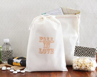 Fall Wedding Welcome Bags - Wedding Welcome Bags - CUSTOM QUANTITY