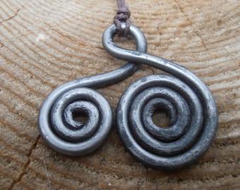 Nordic Celtic Goddess Spirals
