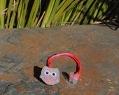 Sophia the Owl- Hearing Aid Cord or Cochlear Implant Cord