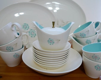 Vintage Taylor Smith Taylor Ever Yours Boutonniere Dish set