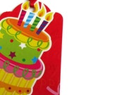 Birthday Gift Tag Set of 3