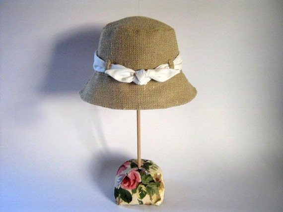 HAT SEWING PATTERN / Girl Hat Pattern / Beginner Sewing /
