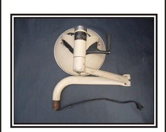 Vintage Castle Medical Lamp
