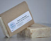 Next to Normal (Normal to Oily) Facial Bar --  All Natural Soap, Handmade Soap, Barely Scented Soap, Hot Process Soap, Vegan Soap