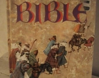 The Children's Bible Old Testament New Testament Golden Press  Protestant Catholic Jewish