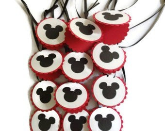 Mickey Mouse Tags 12  Mickey Mouse Tags