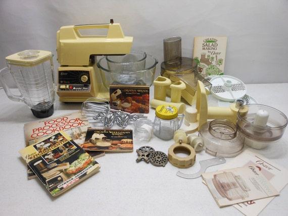 Attachments For Oster Regency Kitchen ~ Oster kitchen center regency model s