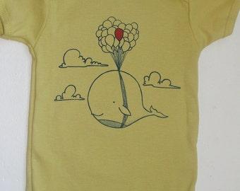 Dream Big- Organic Infant short-sleeve Onesie
