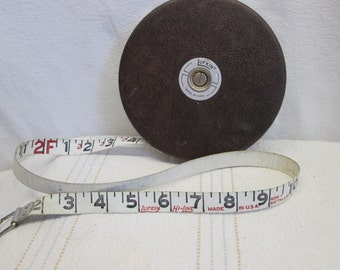 Lufkin Hi-Line tape measure, 100'