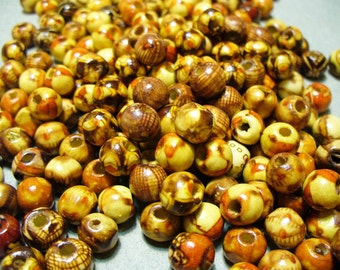 Artwood Beads 8MM
