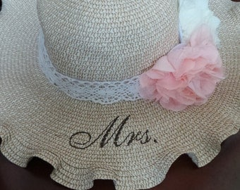 Future Sister-In-Law Gift, Mrs. Floppy Hat