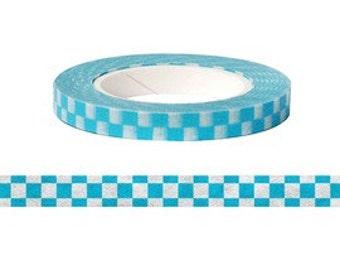 Checkered Washi Tape (6mm X 15M)