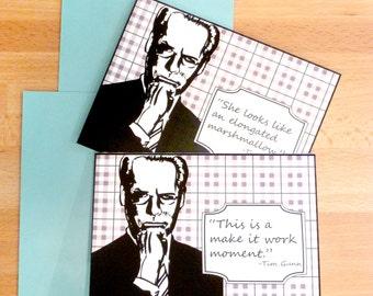 Tim Gunn Note Cards