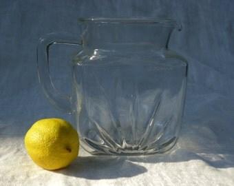 SALE- Vintage Juice or Cocktail Pitcher