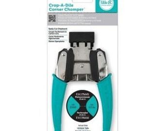 We R Memory Keepers Crop-A-Dile Corner Chomper Tool