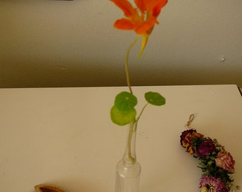 bud vase, test tube vase, mini glass vase, home decor, table decor, weddings