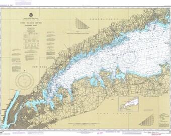 Long Island Sound Western Part 1983