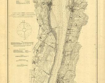 1911 Hudson River