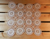 Set of 4 Square Doilies