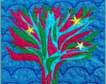 Fairy Tree Quilt
