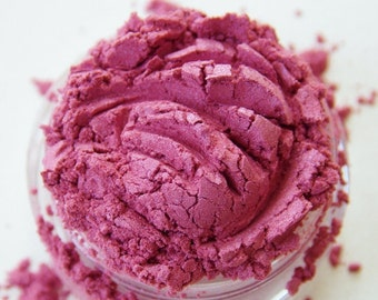 Pink Raspberry- All Natural Mineral Blush