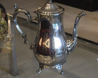 Silverplate Tea/Coffee Server
