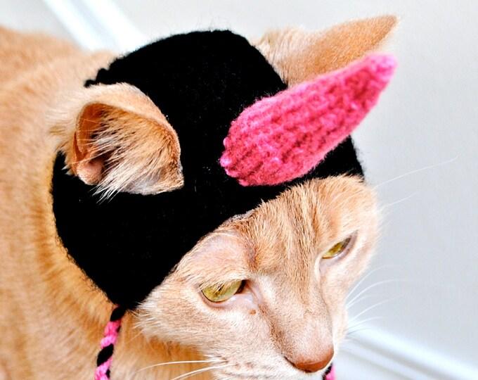 black cat costume pattern
