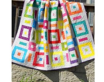 Soho Sanctuary quilt pattern by Little Louise Designs